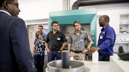 BASF opens new lab  in Joburg