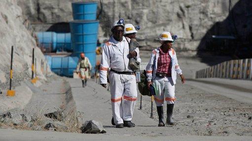 Mine ownership, funding talks continue