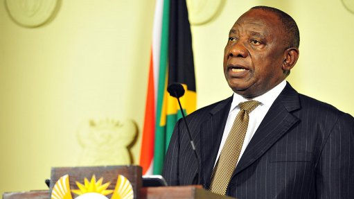 Ramaphosa aims to resolve land issue