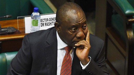 Ramaphosa: Land motion 'no reason to panic or beat the war drum'