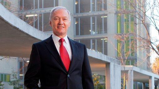 M&R CEO Henry Laas