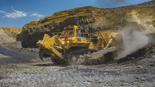 Liviero chooses Komatsu equipment for coal operations