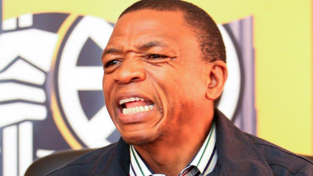 North West Premier Supra Mahumapelo