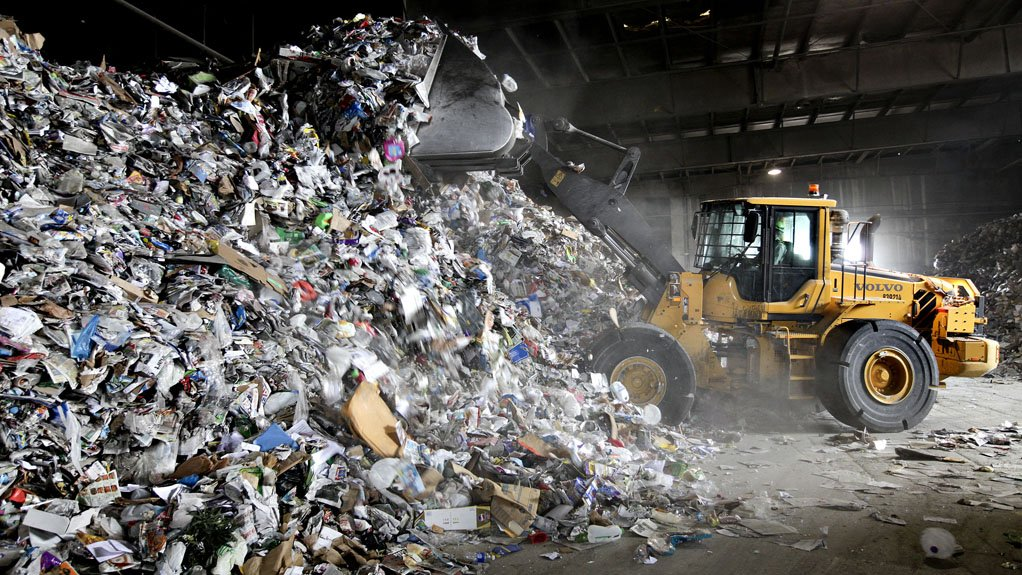 POWER IN WASTE With 54-million people generating waste in South Africa, the potential to use that waste for energy conversion is promising