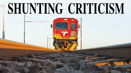 Transnet rejects claim of no significant mining-linked rail and port investment in 15 years