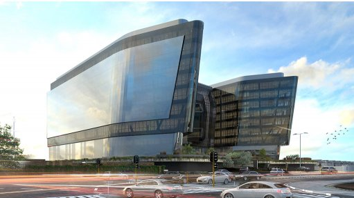 Growthpoint starts excavation work for Rosebank office development