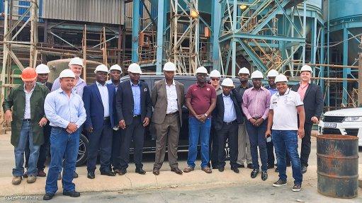 Multimillion-rand processing plant reinvigorates the old Zincor Refinery