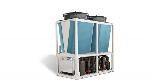 New chillers and heat pumps with improved performance