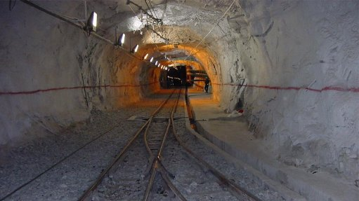 Underground rail transport at local mines not being prioritised