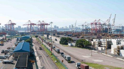 Transnet's Durban Container Terminal