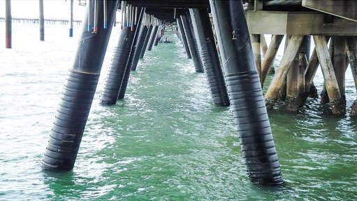 Coating systems to benefit harbour infrastructure projects