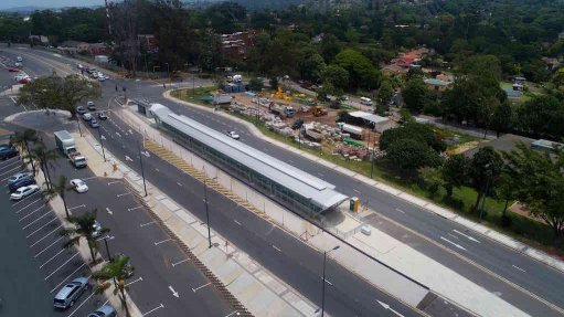 Durban on track to open public transport network