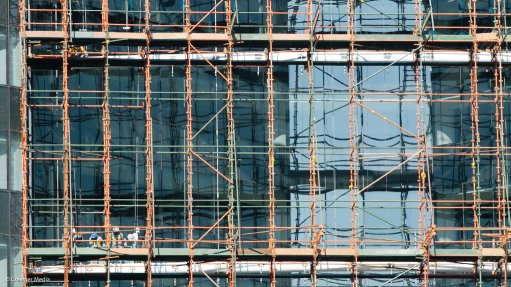 Afrimat Construction Index ticks up, but talks on land may dampen mood