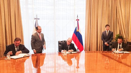 MoU for development of uranium mining technologies signed