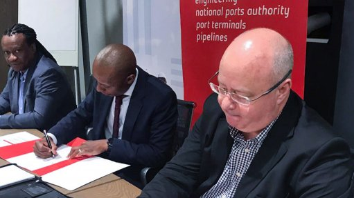 Transnet renews manganese contract with South32