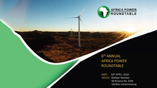 Radebe to address power roundtable in April