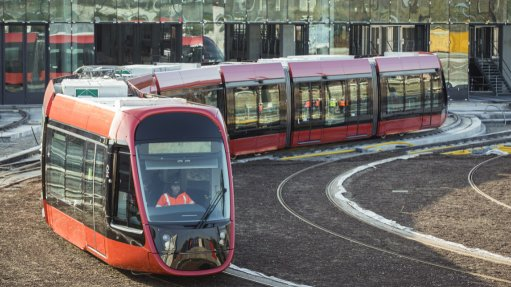 Alstom pitching integrated tram system to SA municipalities