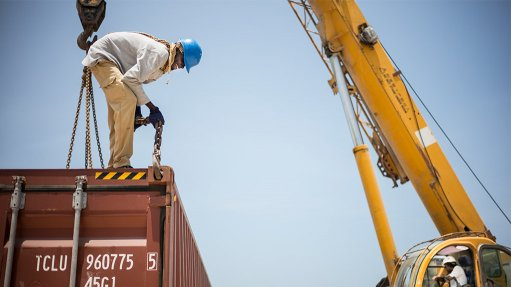 Services provider targets sub-Sahara