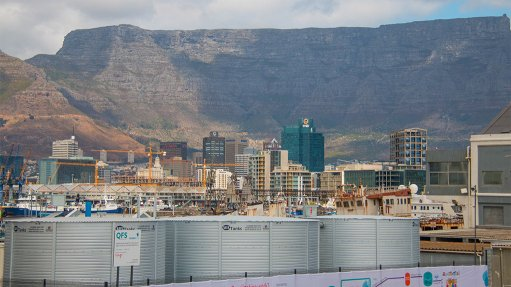 Cape Town finalises new  desalination plant project