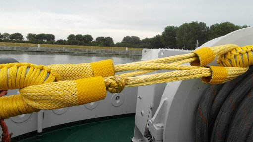 New rope  transforms towing