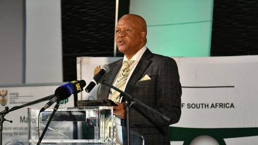 Radebe says signing of 27 IPP agreements a 'new dawn' for renewables in South Africa