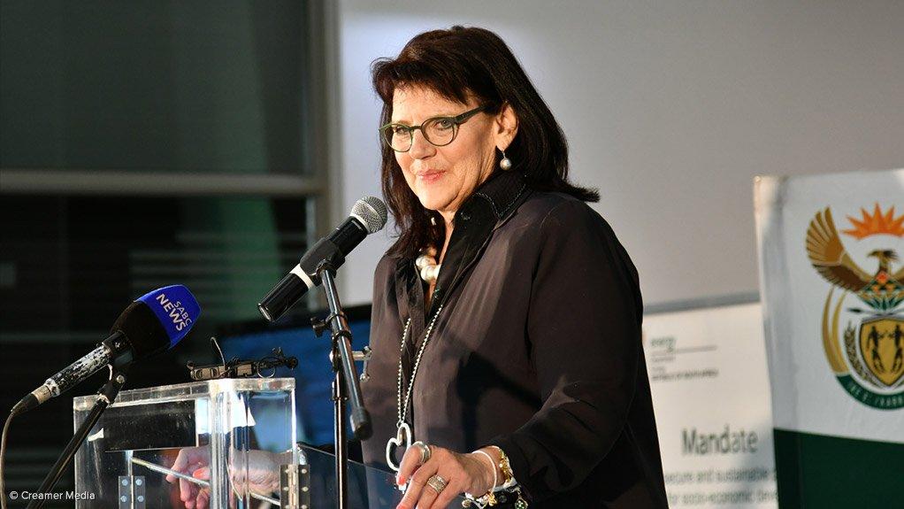 Department of Energy IPP Office head Karen Breytenbach