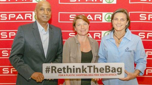 Spar Eastern Cape declares war on plastic bags