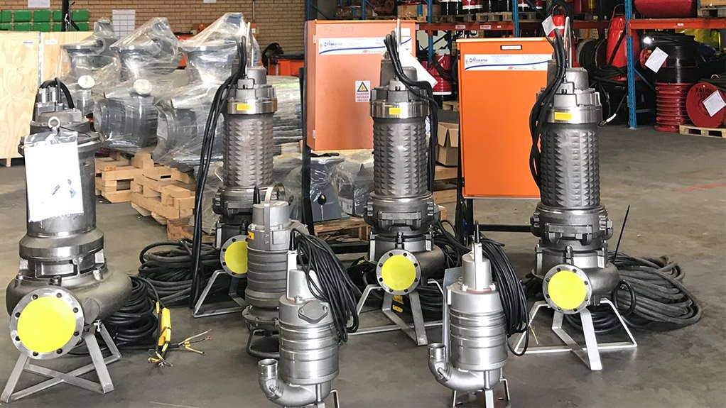 NEW PRODUCT Integrated Pump Rental has bolstered its fleet with Faggiolati stainless steel pumps