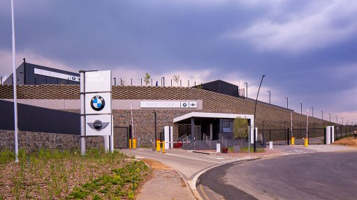 BMW opens R260m regional distribution centre in Midrand