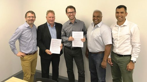 Agreement cements venture to deliver 1 800 MW of wind energy in South Africa