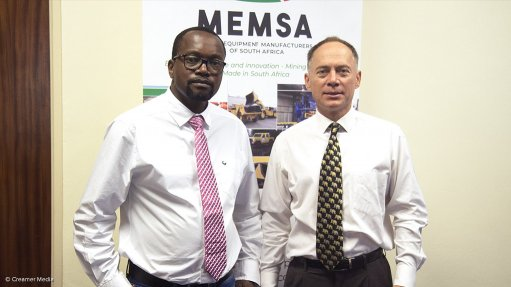 Manufacturing capability to underpin SA's reindustrialisation