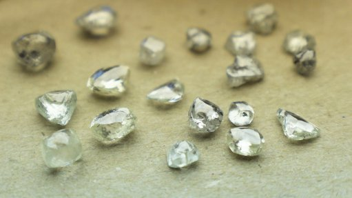 Tsodilo recovers 101 diamonds during independent diamond classifier