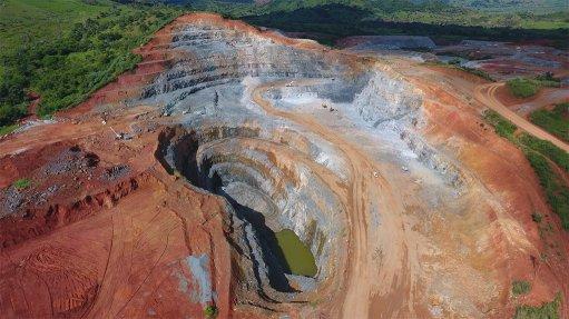 Antas mine, Brazil