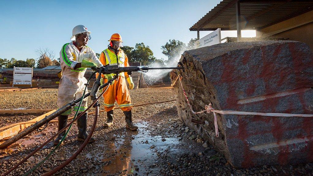 Murray & Roberts Cementation's Community Training Opens
