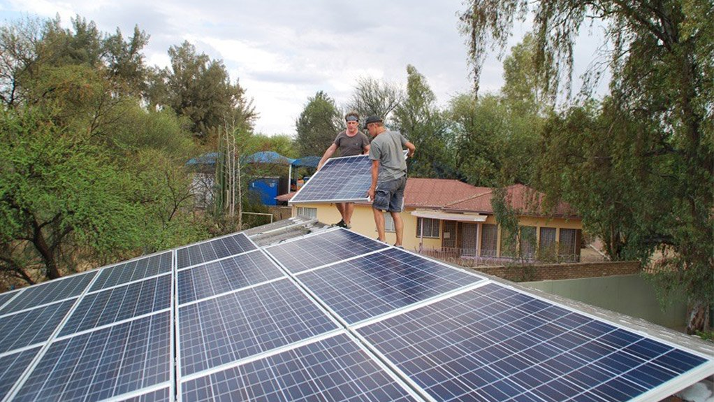 RENEWABLE ENERGY The initiative supports the implementation of flagship energy projects