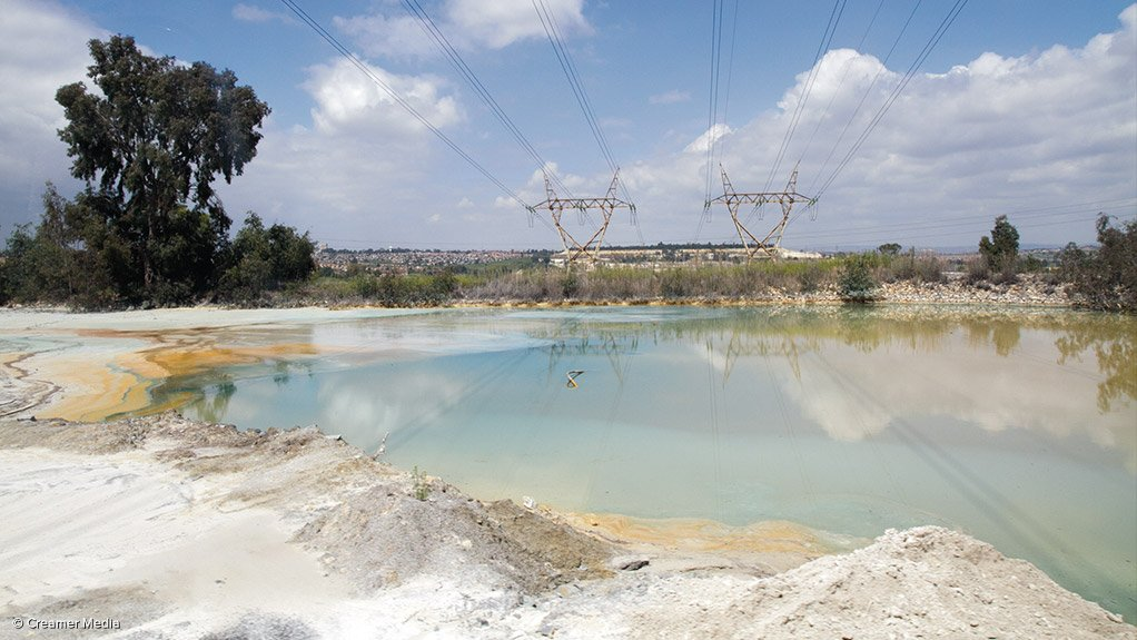 TACKLING ACID MINE DRAINAGE  Acid mine drainage is one of the single most significant threats to South Africa's environment and needs to be urgently addressed