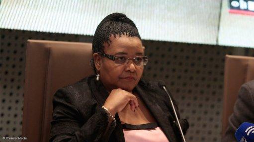Molewa gazettes financial provisioning regulation amendments