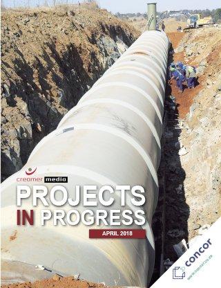 Projects in Progress - April 2018