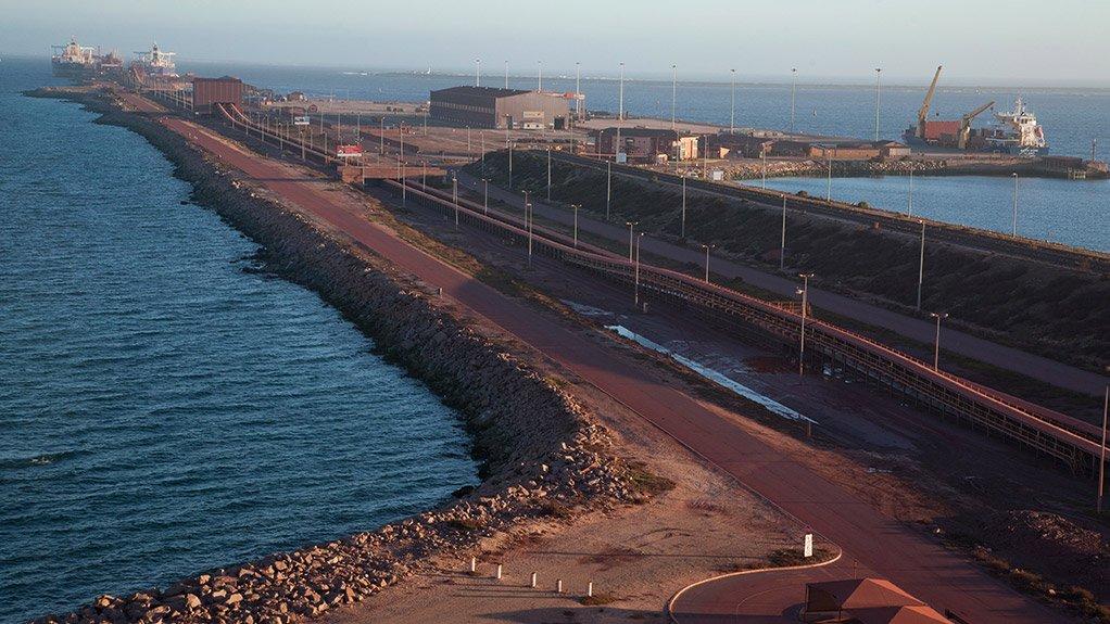 Port of Saldanha