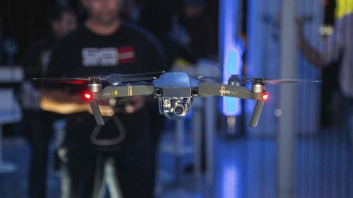 YEAR OF THE DRONE  The versatility of drones make them adaptable for a variety of industries