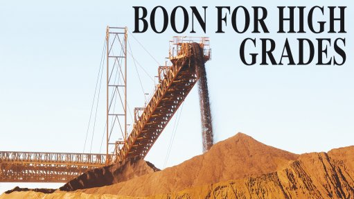 Aussie mines cashing in as Chinese enviro crackdown shifts demand to high-grade iron-ore