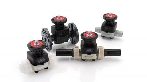 New diaphragm valves to  be supplied in South Africa