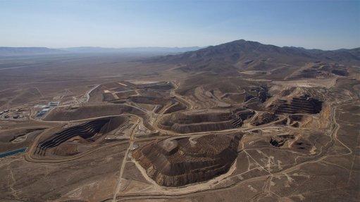 Marigold mine, US