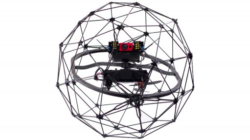 Rope specialist introduces drones to NDT at Eskom