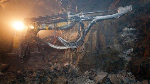 Dukat hub mine, Russia
