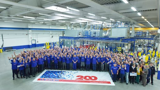 Safety valves manufacturer invests in growth,  celebrates 200 years