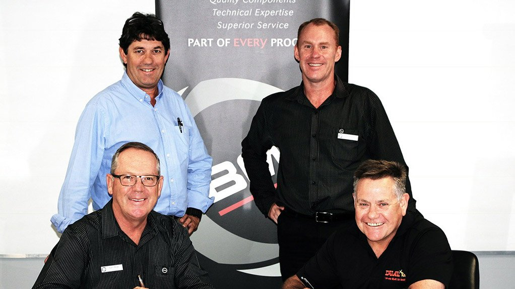 EXPANSION BMG has been appointed distributors for Dual Valves products in South Africa and into Africa