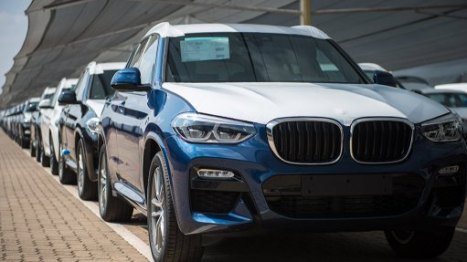 BMW's Rosslyn plant exports the first made-in-SA X3s