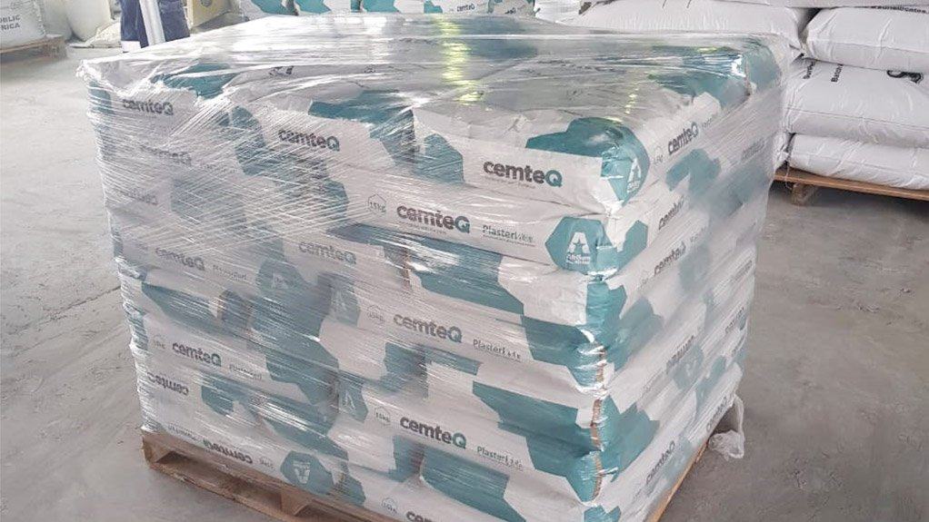 CEMTEQ PRODUCTS  CemteQ products release no smoke or toxic gas, do not disintegrate when rapidly cooled, are inorganic and do not rot or decay over time