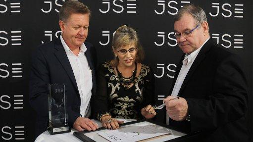 Libstar lists on JSE